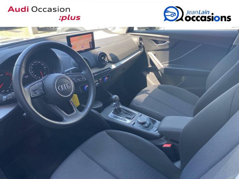 Audi Q2 Q2 2.0 TDI 150 ch S tronic 7 Quattro Business line 5p Gris occasion à Échirolles - photo n°7