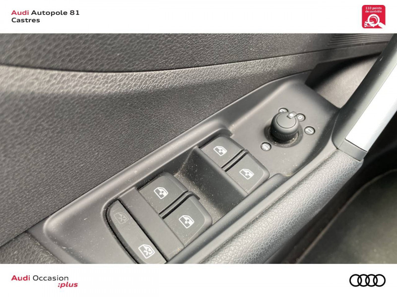 Audi Q2 Q2 2.0 TDI 150 ch S tronic 7 Quattro Sport 5p Blanc occasion à Castres - photo n°20
