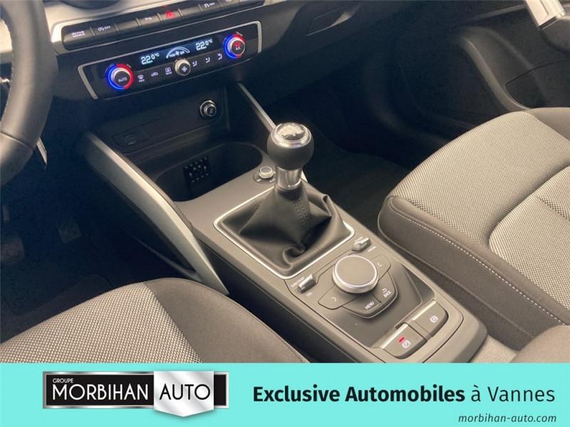 Audi Q2 Q2 30 TDI 116 BVM6  occasion à Vannes - photo n°10