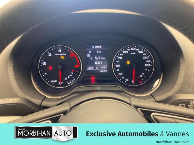Audi Q2 Q2 30 TDI 116 BVM6  occasion à Vannes - photo n°8
