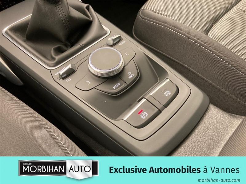 Audi Q2 Q2 30 TDI 116 BVM6  occasion à Vannes - photo n°17
