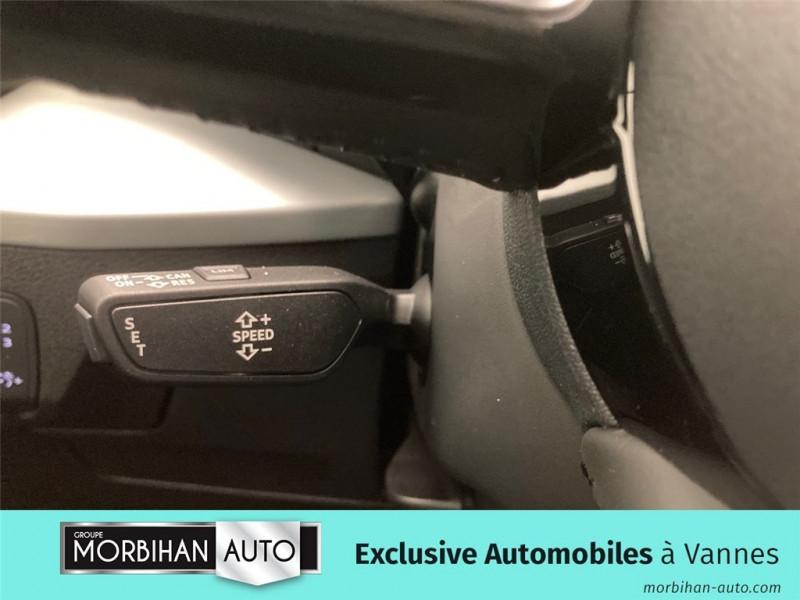 Audi Q2 Q2 30 TDI 116 BVM6  occasion à Vannes - photo n°13