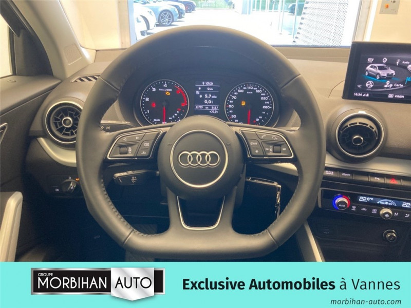 Audi Q2 Q2 30 TDI 116 BVM6  occasion à Vannes - photo n°7