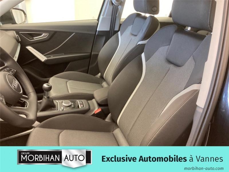 Audi Q2 Q2 30 TDI 116 BVM6  occasion à Vannes - photo n°18