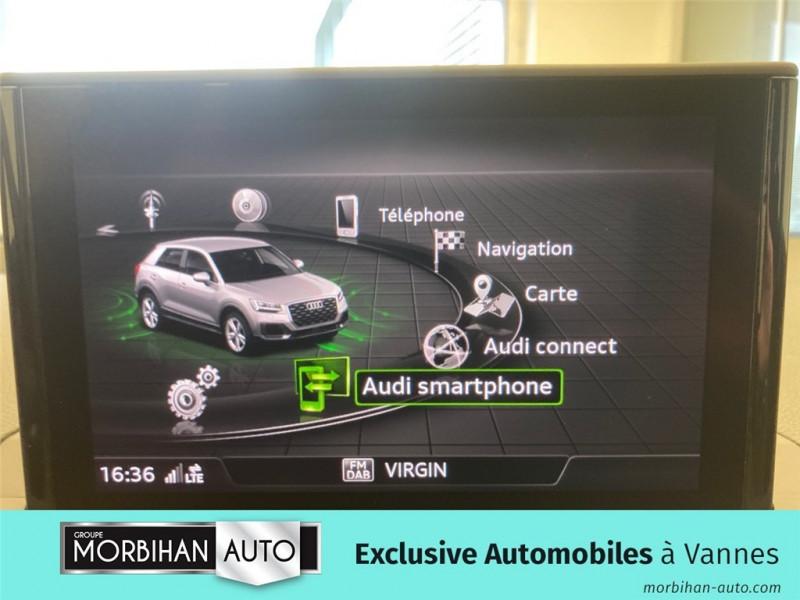 Audi Q2 Q2 30 TDI 116 BVM6  occasion à Vannes - photo n°16