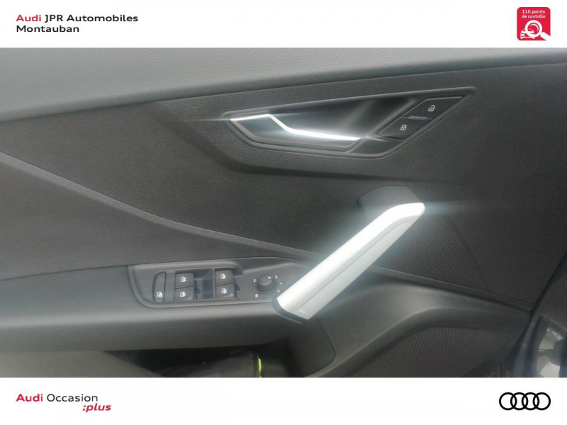 Audi Q2 Q2 30 TDI 116 S tronic 7 Design Luxe 5p  occasion à montauban - photo n°17