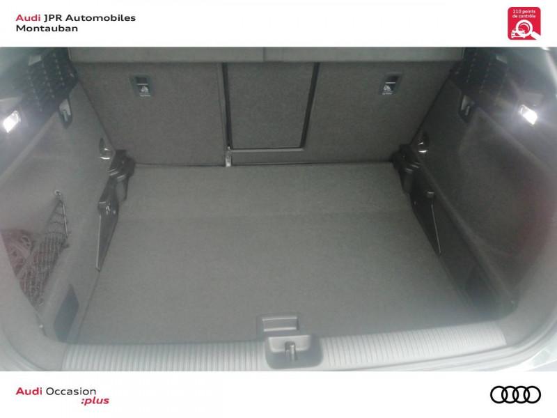 Audi Q2 Q2 30 TDI 116 S tronic 7 Design Luxe 5p  occasion à montauban - photo n°11