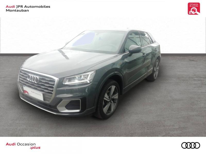 Audi Q2 Q2 30 TDI 116 S tronic 7 Design Luxe 5p  occasion à montauban