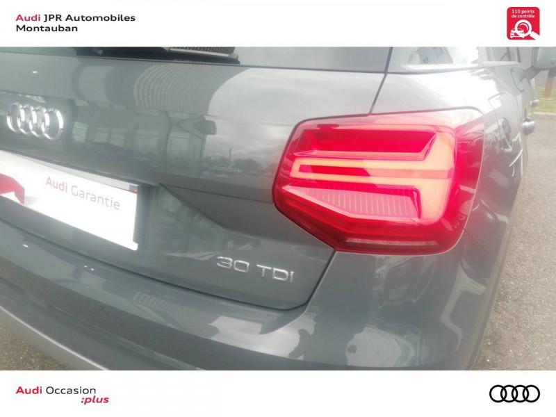 Audi Q2 Q2 30 TDI 116 S tronic 7 Design Luxe 5p  occasion à montauban - photo n°15