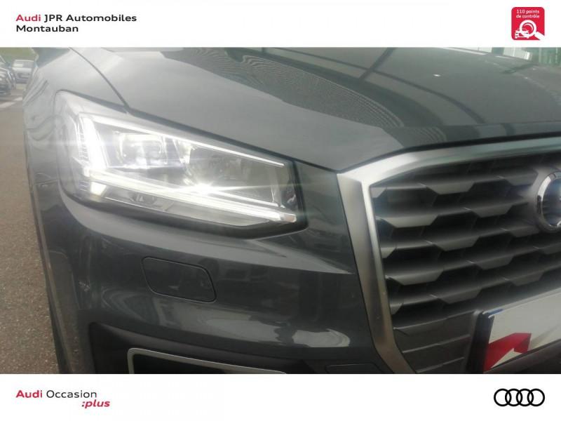 Audi Q2 Q2 30 TDI 116 S tronic 7 Design Luxe 5p  occasion à montauban - photo n°14