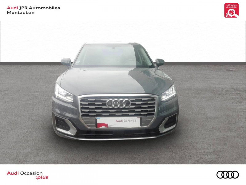 Audi Q2 Q2 30 TDI 116 S tronic 7 Design Luxe 5p  occasion à montauban - photo n°2