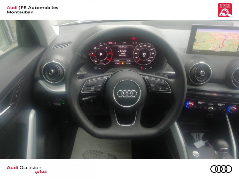 Audi Q2 Q2 30 TDI 116 S tronic 7 Design Luxe 5p  occasion à montauban - photo n°10