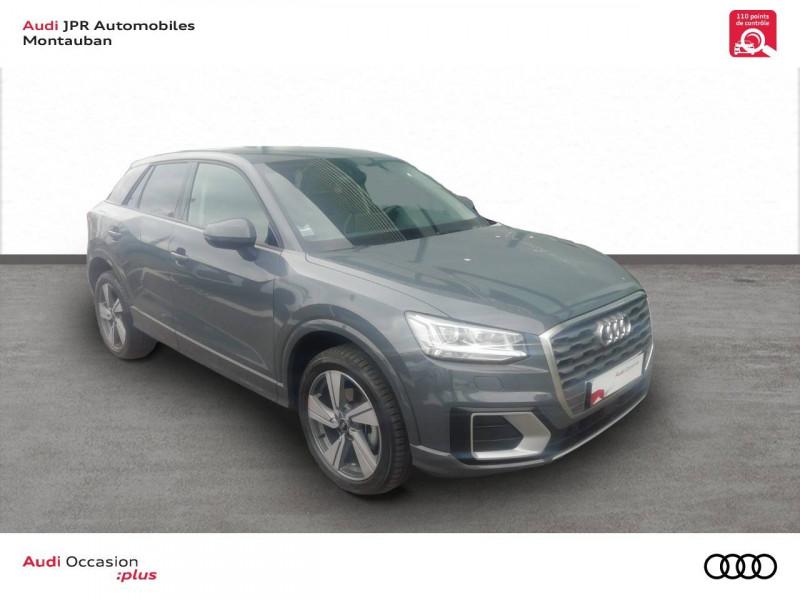 Audi Q2 Q2 30 TDI 116 S tronic 7 Design Luxe 5p  occasion à montauban - photo n°12