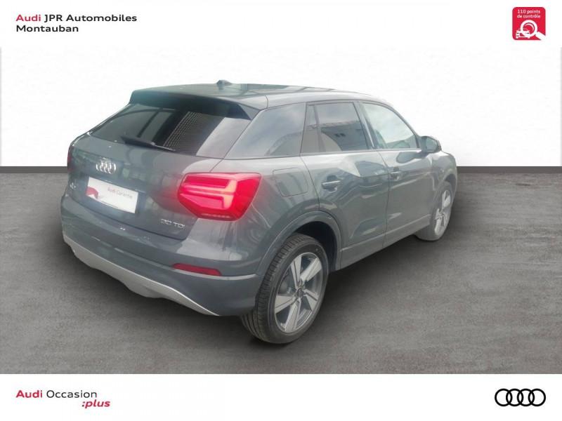 Audi Q2 Q2 30 TDI 116 S tronic 7 Design Luxe 5p  occasion à montauban - photo n°3