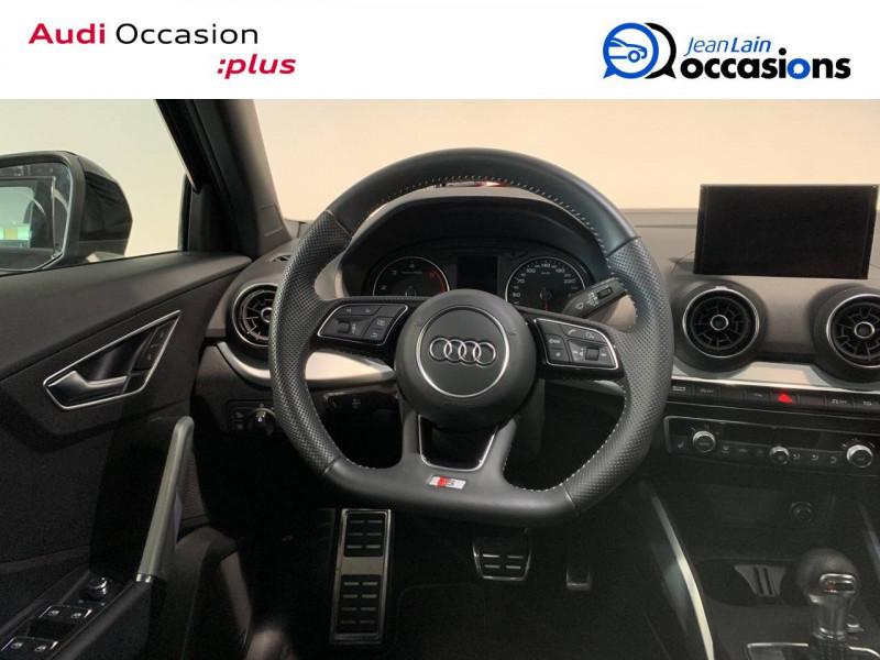 Audi Q2 Q2 30 TDI 116 S tronic 7 S Line 5p Noir occasion à Seynod - photo n°11