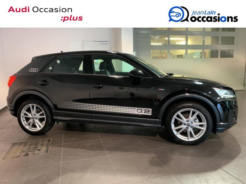 Audi Q2 Q2 30 TDI 116 S tronic 7 S Line 5p Noir occasion à Seynod - photo n°4