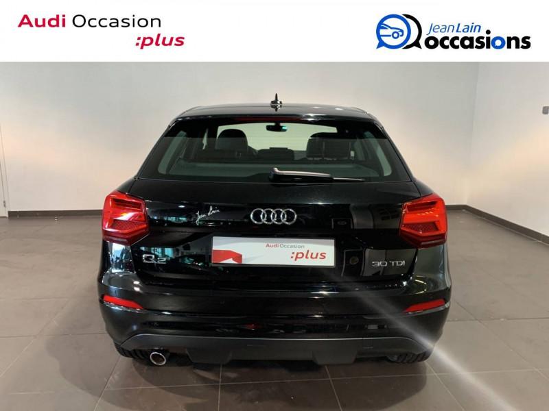 Audi Q2 Q2 30 TDI 116 S tronic 7 S Line 5p Noir occasion à Seynod - photo n°6