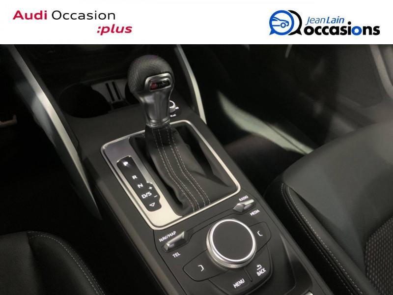 Audi Q2 Q2 30 TDI 116 S tronic 7 S Line 5p Noir occasion à Seynod - photo n°13