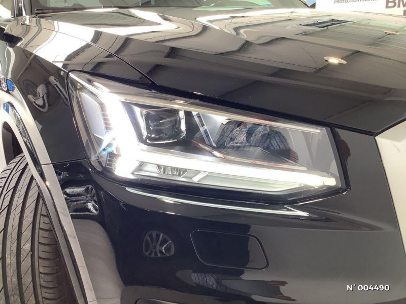 Audi Q2 Q2 35 TDI 150 S LINE QUATTRO S TRONIC 7 Noir occasion à Rivery - photo n°5