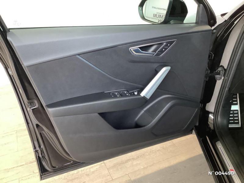 Audi Q2 Q2 35 TDI 150 S LINE QUATTRO S TRONIC 7 Noir occasion à Rivery - photo n°13