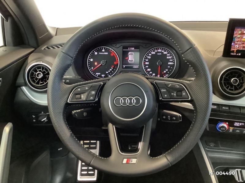 Audi Q2 Q2 35 TDI 150 S LINE QUATTRO S TRONIC 7 Noir occasion à Rivery - photo n°3