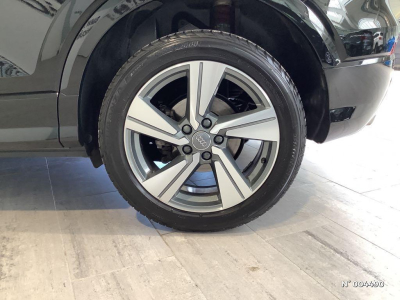 Audi Q2 Q2 35 TDI 150 S LINE QUATTRO S TRONIC 7 Noir occasion à Rivery - photo n°10