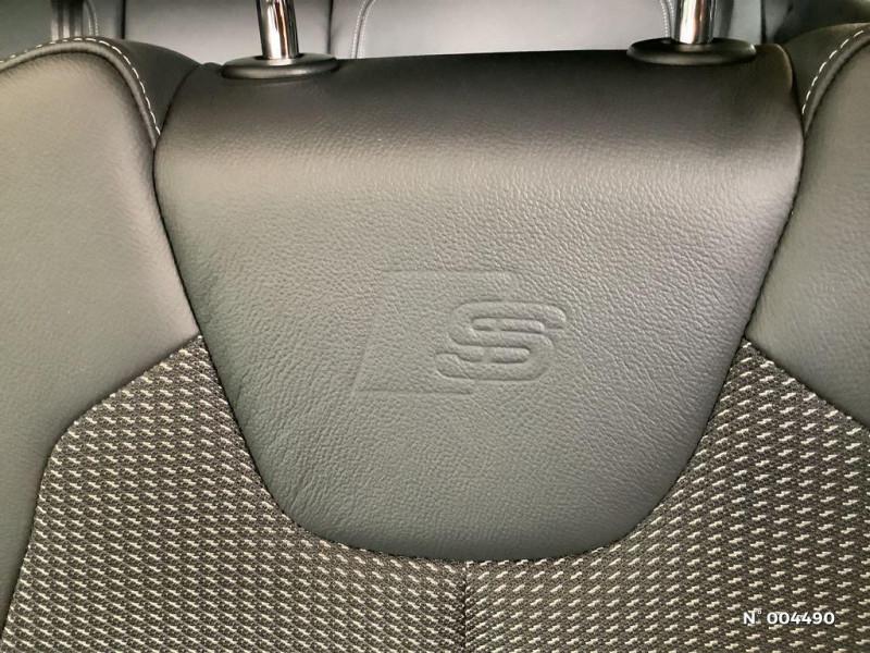 Audi Q2 Q2 35 TDI 150 S LINE QUATTRO S TRONIC 7 Noir occasion à Rivery - photo n°18