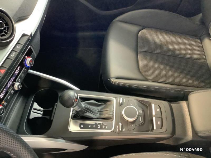 Audi Q2 Q2 35 TDI 150 S LINE QUATTRO S TRONIC 7 Noir occasion à Rivery - photo n°11