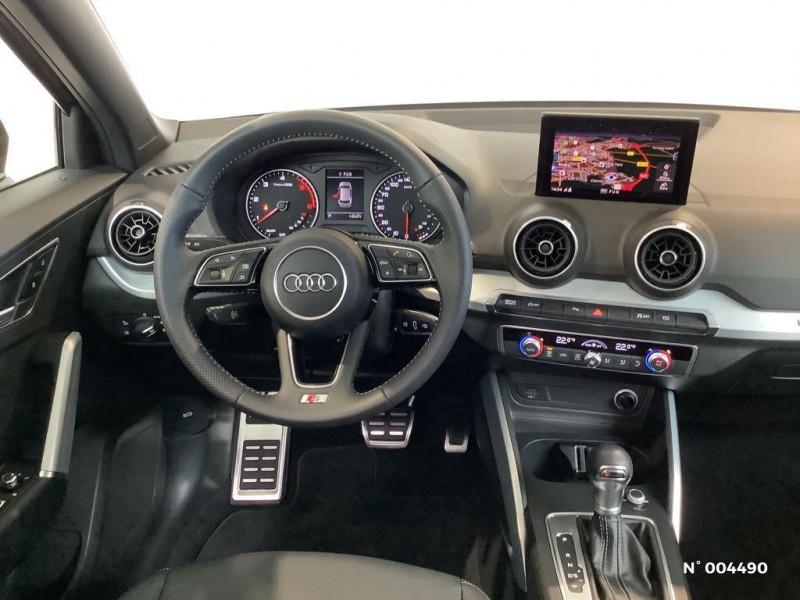 Audi Q2 Q2 35 TDI 150 S LINE QUATTRO S TRONIC 7 Noir occasion à Rivery - photo n°7