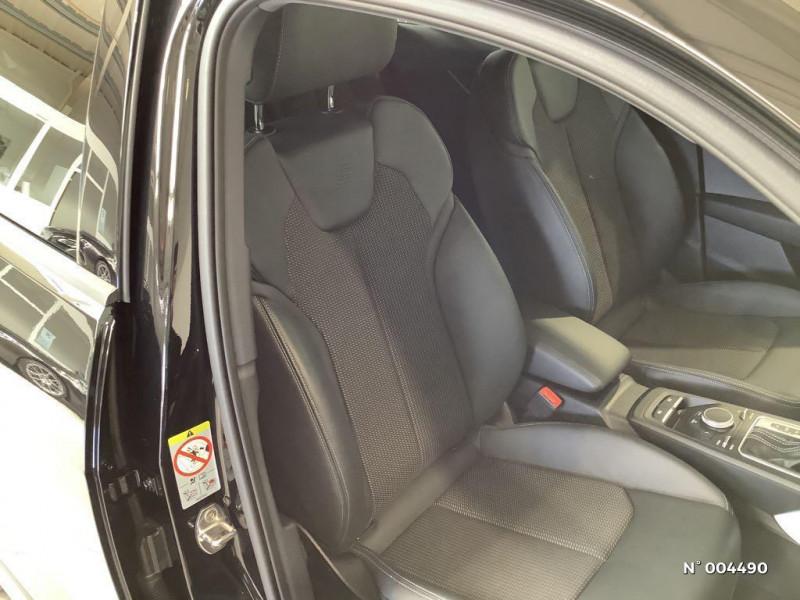 Audi Q2 Q2 35 TDI 150 S LINE QUATTRO S TRONIC 7 Noir occasion à Rivery - photo n°4