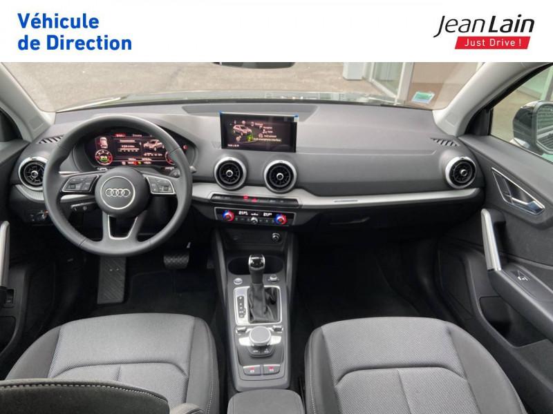 Audi Q2 Q2 35 TDI 150 S tronic 7 Advanced 5p Noir occasion à Ville-la-Grand - photo n°18