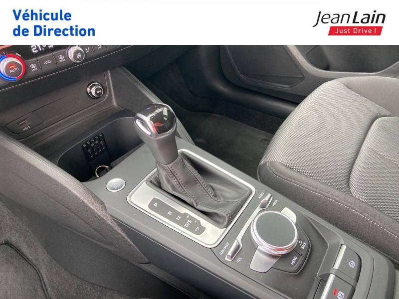 Audi Q2 Q2 35 TDI 150 S tronic 7 Advanced 5p Noir occasion à Ville-la-Grand - photo n°13