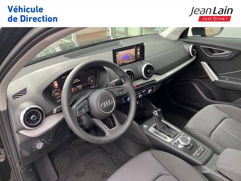 Audi Q2 Q2 35 TDI 150 S tronic 7 Advanced 5p Noir occasion à Ville-la-Grand - photo n°11