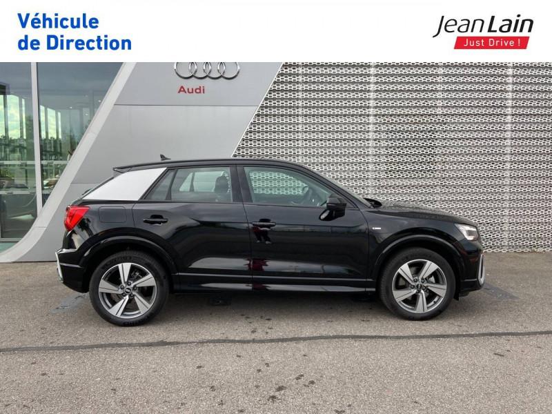 Audi Q2 Q2 35 TDI 150 S tronic 7 Advanced 5p Noir occasion à Ville-la-Grand - photo n°4