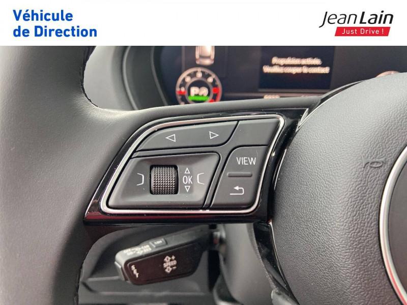 Audi Q2 Q2 35 TDI 150 S tronic 7 Advanced 5p Noir occasion à Ville-la-Grand - photo n°12