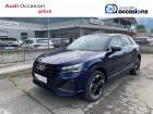 Audi Q2 Q2 35 TDI 150 S tronic 7 Quattro Design Luxe 5p Bleu à Sallanches 74