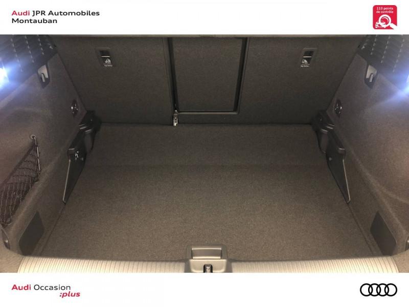 Audi Q2 Q2 35 TFSI 150 S tronic 7 S Line 5p Gris occasion à montauban - photo n°11