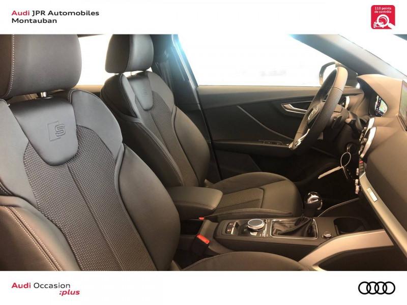 Audi Q2 Q2 35 TFSI 150 S tronic 7 S Line 5p Gris occasion à montauban - photo n°6