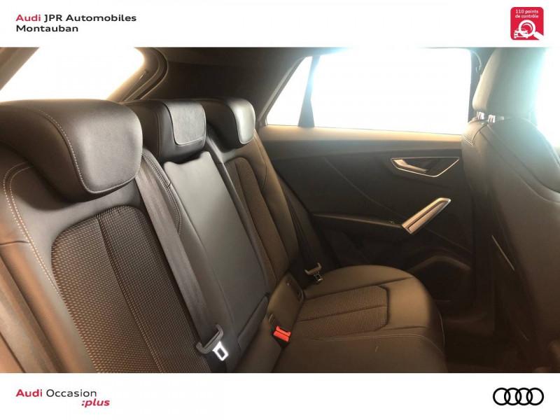 Audi Q2 Q2 35 TFSI 150 S tronic 7 S Line 5p Gris occasion à montauban - photo n°7