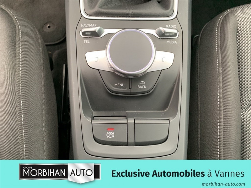 Audi Q2 Q2 35 TFSI COD 150 BVM6  occasion à Vannes - photo n°14