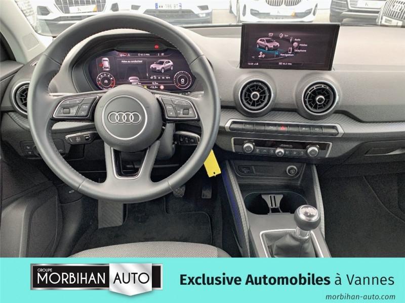 Audi Q2 Q2 35 TFSI COD 150 BVM6  occasion à Vannes - photo n°3