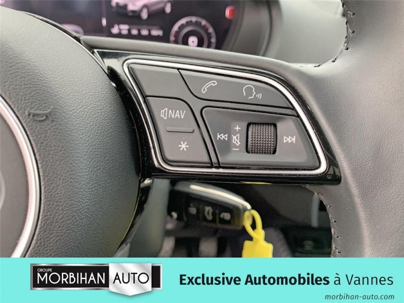 Audi Q2 Q2 35 TFSI COD 150 BVM6  occasion à Vannes - photo n°18