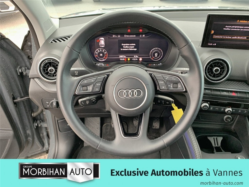 Audi Q2 Q2 35 TFSI COD 150 BVM6  occasion à Vannes - photo n°7