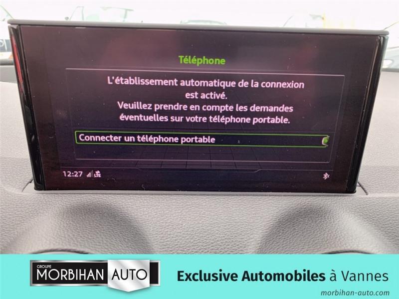 Audi Q2 Q2 35 TFSI COD 150 BVM6  occasion à Vannes - photo n°16