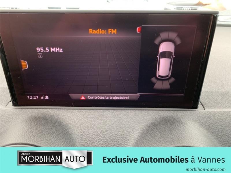 Audi Q2 Q2 35 TFSI COD 150 BVM6  occasion à Vannes - photo n°17