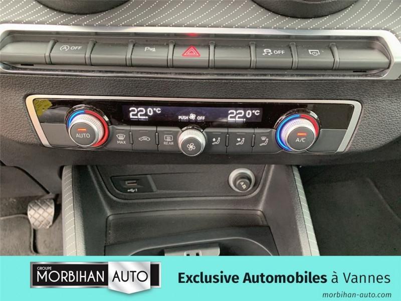 Audi Q2 Q2 35 TFSI COD 150 BVM6  occasion à Vannes - photo n°11