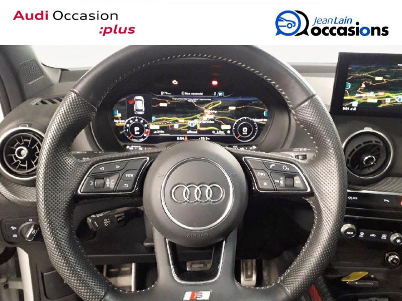 Audi Q2 SQ2 50 TFSI 300 ch S tronic 7 Quattro  5p Blanc occasion à La Motte-Servolex - photo n°12
