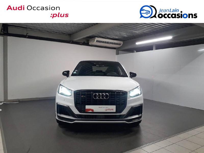 Audi Q2 SQ2 50 TFSI 300 ch S tronic 7 Quattro  5p Blanc occasion à La Motte-Servolex - photo n°2