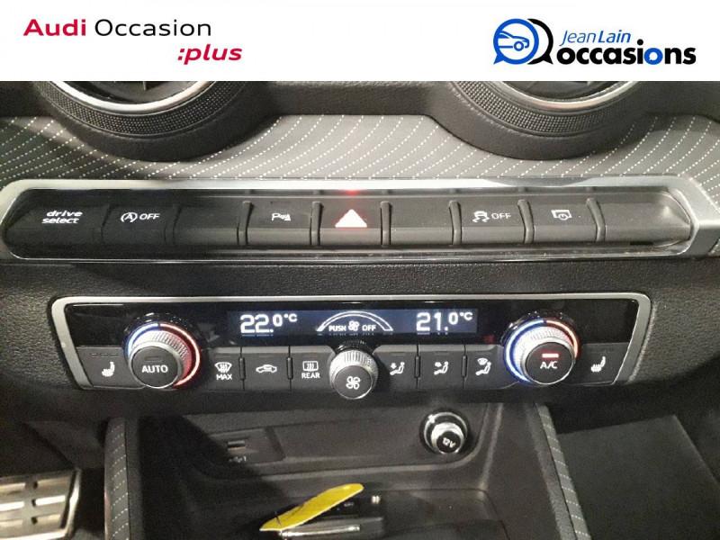 Audi Q2 SQ2 50 TFSI 300 ch S tronic 7 Quattro  5p Blanc occasion à La Motte-Servolex - photo n°14