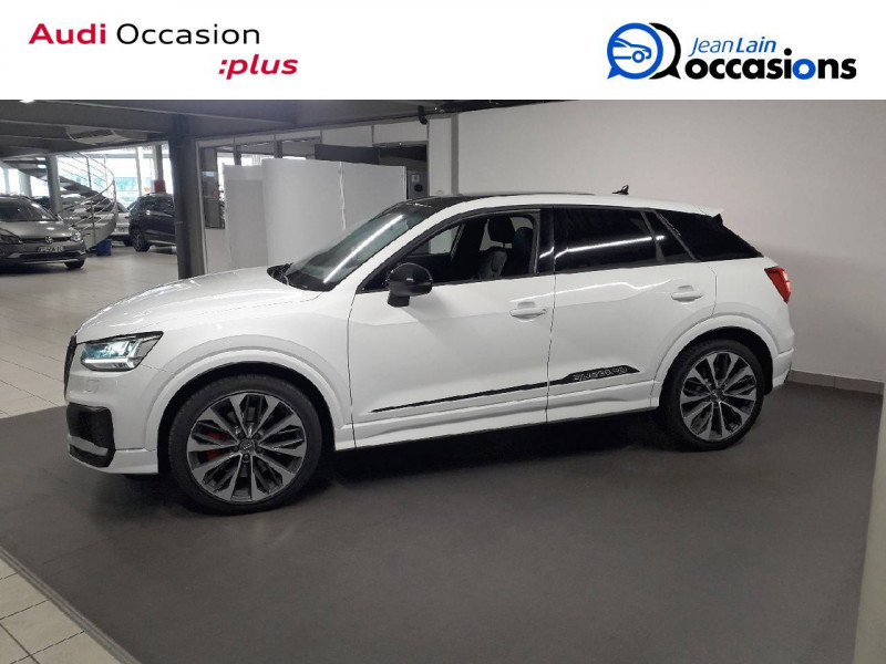 Audi Q2 SQ2 50 TFSI 300 ch S tronic 7 Quattro  5p Blanc occasion à La Motte-Servolex - photo n°8
